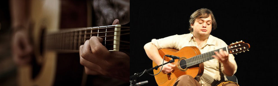 Der undervises i både el og akustisk guitar